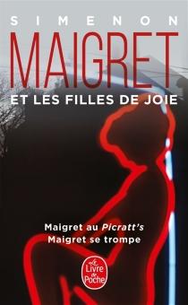 Maigret et les filles de joie - GeorgesSimenon