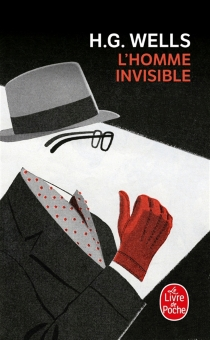 L'homme invisible - Herbert George Wells