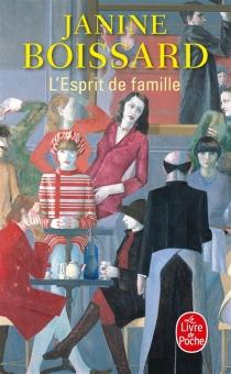 L'esprit de famille - JanineBoissard