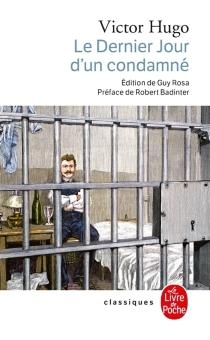 Le dernier jour d'un condamné| Suivi de Claude Gueux| Suivi de L'affaire Tapner - VictorHugo