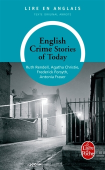 English crime stories of today -