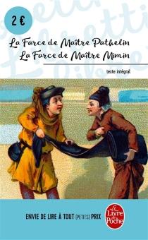 La farce de maître Pathelin| La farce de Maître Mimin -