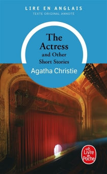 The actress : and other short stories - Agatha Christie