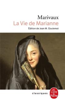 La vie de Marianne - Pierre deMarivaux