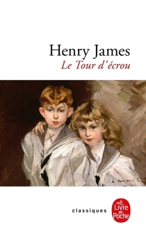 Le tour d'écrou - Henry James