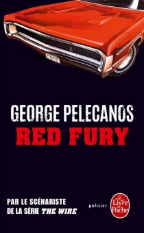 Red Fury - George P. Pelecanos