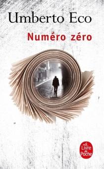 Numéro zéro - UmbertoEco