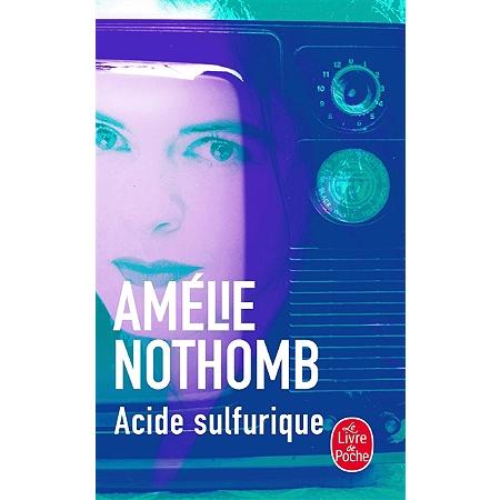 Acide sulfurique roman contemporain poche espace culturel e leclerc - Acide citrique leclerc ...