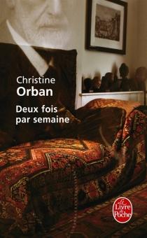 Deux fois par semaine - ChristineOrban