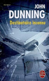 Destinataire inconnu - JohnDunning