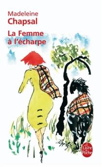 La femme à l'écharpe - MadeleineChapsal