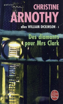 Des diamants pour Mrs clark - Christine Arnothy