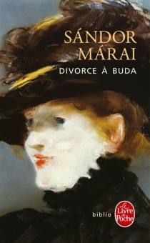Divorce à Buda - SandorMarai