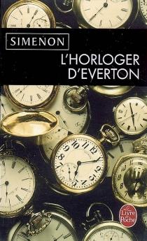 L'horloger d'Everton - GeorgesSimenon