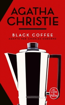 Black coffee - AgathaChristie