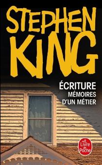 Ecriture : mémoires d'un métier - StephenKing