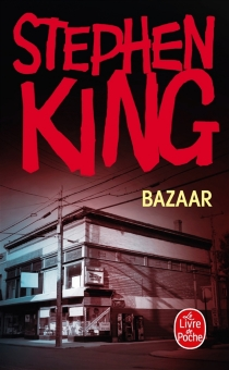 Bazaar - Stephen King