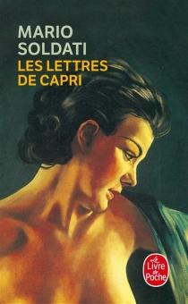 Les lettres de Capri - MarioSoldati