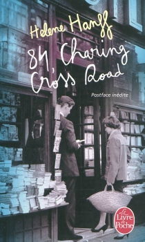 84, Charing Cross Road| A propos de 84, Charing Cross Road - Helene Hanff