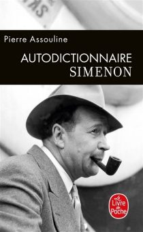 Autodictionnaire Simenon - GeorgesSimenon