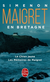 Maigret en Bretagne - GeorgesSimenon