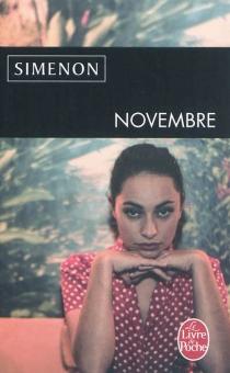 Novembre - GeorgesSimenon