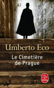 Le cimetière de Prague - UmbertoEco