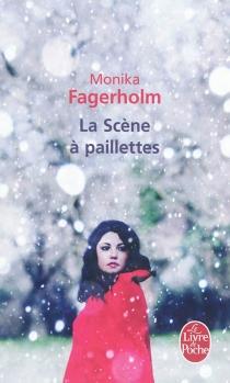 La scène à paillettes : et la fille entre dans la danse avec des rubans d'or - MonikaFagerholm