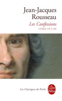 Les confessions - Jean-JacquesRousseau