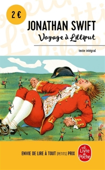 Voyage à Lilliput - Jonathan Swift