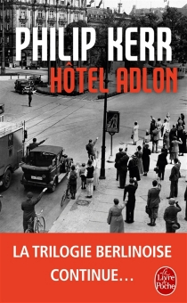 Hôtel Adlon - PhilipKerr