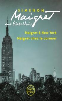Maigret aux Etats-Unis - GeorgesSimenon