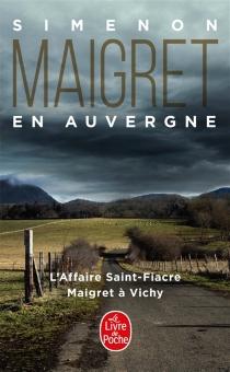 Maigret en Auvergne - GeorgesSimenon