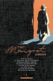 Tout Maigret | Volume 1 - GeorgesSimenon