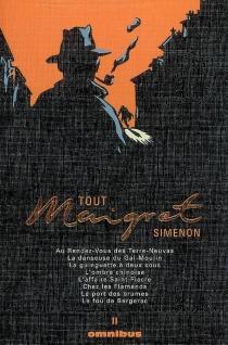 Tout Maigret | Volume 2 - GeorgesSimenon