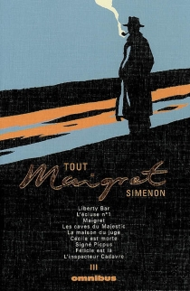 Tout Maigret | Volume 3 - GeorgesSimenon