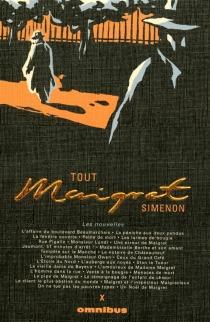 Tout Maigret - GeorgesSimenon