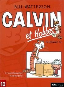 Calvin et Hobbes : intégrale   Volume 10 - BillWatterson