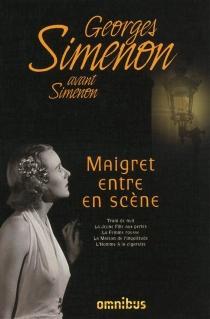 Simenon avant Simenon - GeorgesSimenon