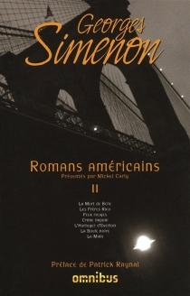 Romans américains | Volume 2 - GeorgesSimenon