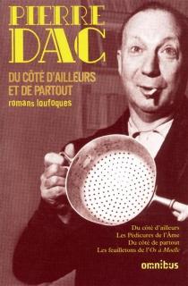 Du côté d'ailleurs et de partout : romans loufoques - PierreDac
