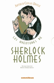 Coffret Sherlock Holmes - Arthur ConanDoyle
