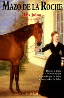 Les Jalna | Volume 4 - MazoDe La Roche