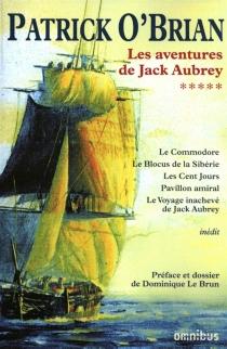 Les aventures de Jack Aubrey | Volume 5 - PatrickO'Brian