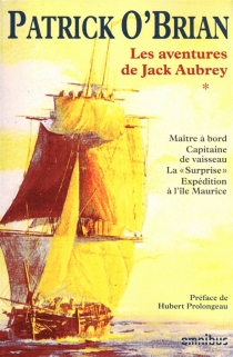 Les aventures de Jack Aubrey | Volume 1 - PatrickO'Brian