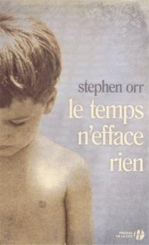Le temps n'efface rien - StephenOrr