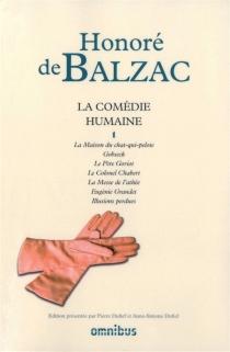 La comédie humaine | Volume 1 - Honoré deBalzac