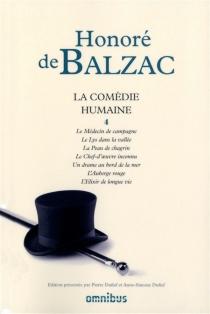 La comédie humaine | Volume 4 - Honoré deBalzac