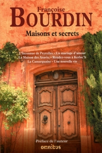 Maisons et secrets - FrançoiseBourdin