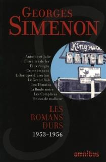 Les romans durs | Volume 9, 1953-1956 - GeorgesSimenon